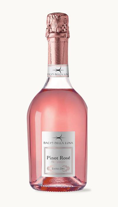Víno PINOT ROSÉ Extra Dry Bacio Della Luna