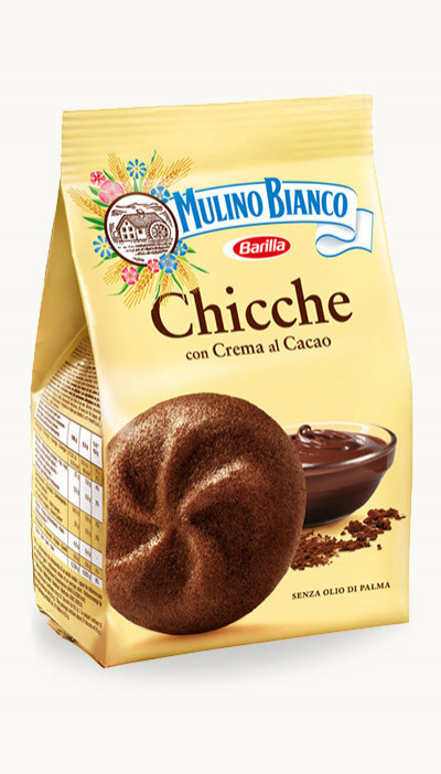 Sušienky Chicche Cacao 200g, Mulino Bianco