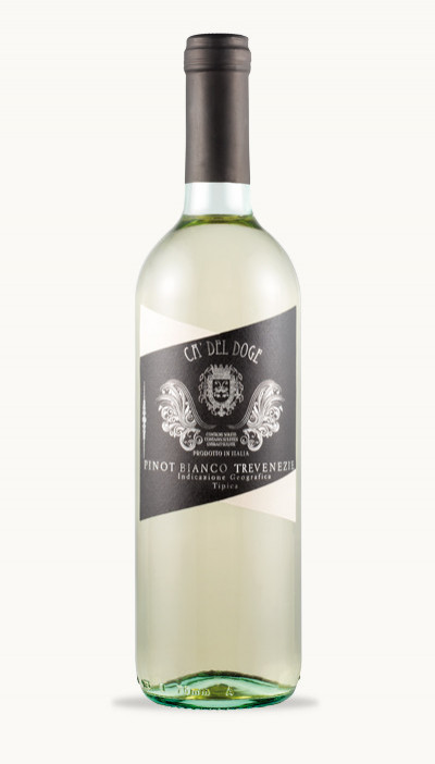 Víno Pinot Bianco Trevenezia IGT CA Del Doge