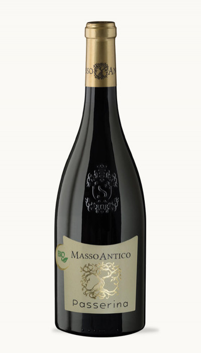 Víno Passerina Terre di Chieti IGT BIO Masso Antico