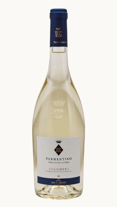 Víno Vermentino Bolgheri