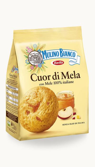 Sušienky Cuor Di Mela 300g, Mulino Bianco