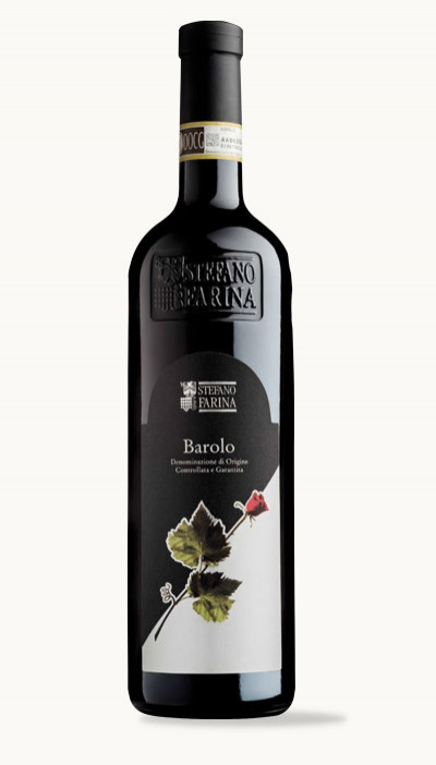 Víno Barolo DOCG Stefano Farina