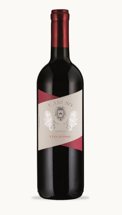 Víno Rosso Caruso
