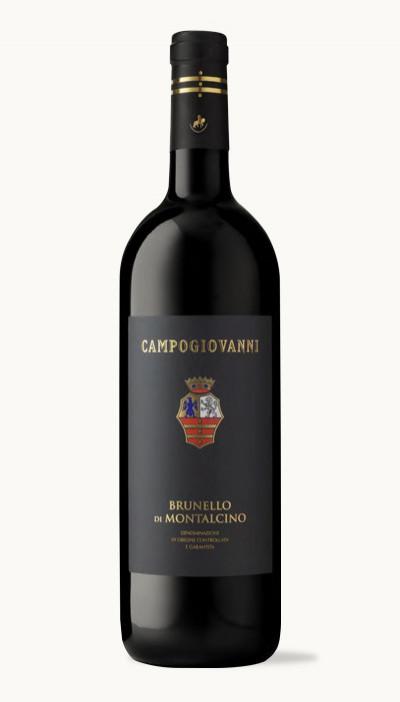 Víno Brunello di Montalcino DOCG 2015 Campogiovanni