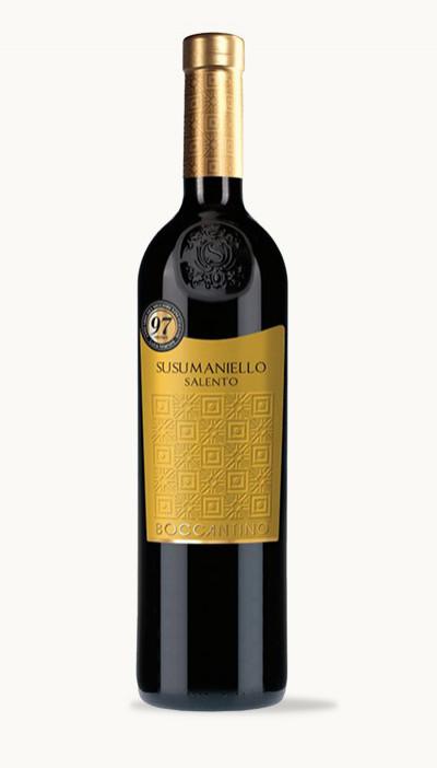 Víno SUSUMANIELLO SALENTO IGT Boccantino