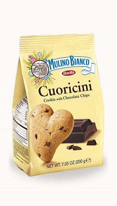 Sušienky Cuoricini 200g, Mulino Bianco