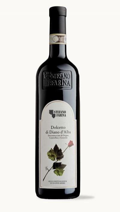 Víno DOLCETTO DI DIANO D´ALBA DOCG STEFANO FARINA