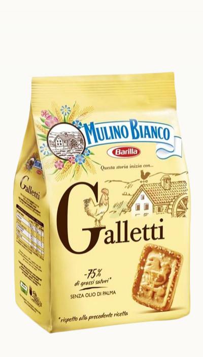 Sušienky Galletti 180g, Mulino Bianco