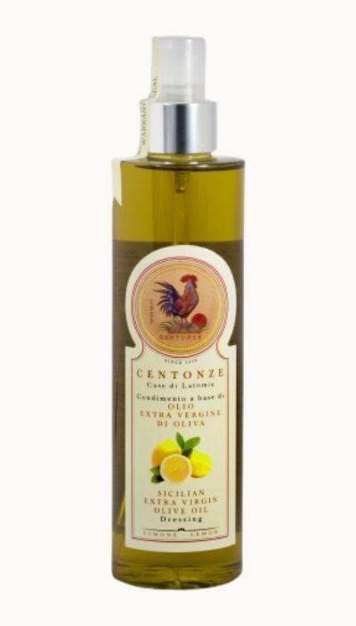 Olivový olej v spreji, Biologico, Citrónový, 0,25 l