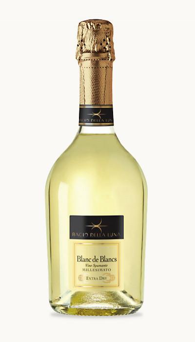 Víno Blanc de Blancs Extra dry Bacio Della Luna