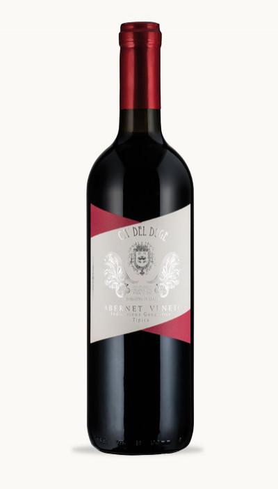 Víno Cabernet Veneto IGT CA Del Doge