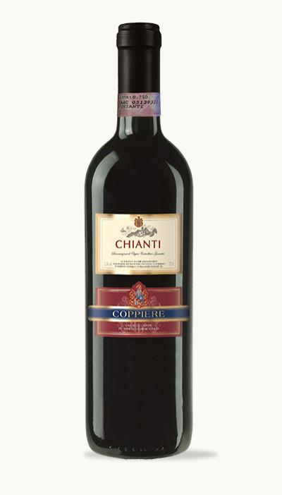 Víno CHIANTI DOCG Coppiere